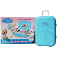 Lumi Toys Frozen Fashion And Nail Art Koper - Mainan Anak Alat Make Up