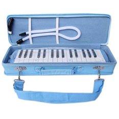 Spesifikasi Lumi Toys Silvery Melodica Pianika Biru Murah Berkualitas