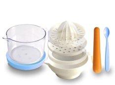 Spesifikasi Lusty Bunny Baby Food Processor Biru Alat Penghalus Makanan Bayi Merk Lusty Bunny