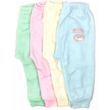 Jual Luvita Celana Bayi Panjang Polos Newborn 4Pcs Termurah