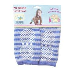 Lynea Baby Knee Protector - Pelindung Lutut Biru