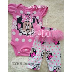 Lynn Design Jumper Minnie baju bayi