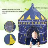 Review Lynn Design Tenda Castle Anak Tenda Mandi Bola Kastil Terbaru
