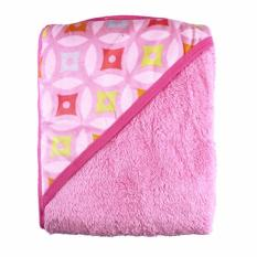 Lynx Candy Selimut Bayi Topi Carter's - Baby Blanket Carter - Tile - Pink