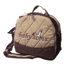 Toko Lynx Candy Tas Bayi Aluminium Foil Baby Scots Keep Warm Bag Cokelat Online Dki Jakarta