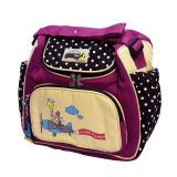 Lynx Candy Tas Bayi Snobby Medium Baby Bag Dotty 1472 Ungu Murah