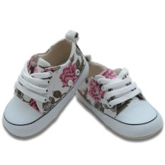 Harga M And M Baby Shoes Rose White Asli M And M