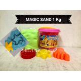 Diskon Magic Sand 1 Kg Cetakan Play Sand