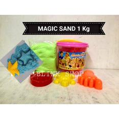 Jual Magic Sand 1 Kg Cetakan Antik