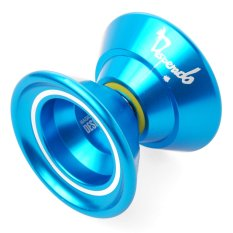 Magic YOYO N5 Desperado Yoyo Ball Clutch Trick Alloy (Biru)