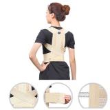 Harga Postur Magnet Back Shoulder Corrector Support Brace Belt Therapy Adjustable Ukuran M Di Tiongkok