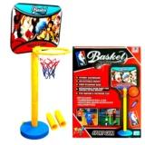 Beli Barang Mainan Anak Basketball Set Bola Basket Ring Tiang Pompa Murah Online