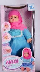 Mainan Anak Boneka Anisa Hijab Bisa Bicara Dan Nyanyi