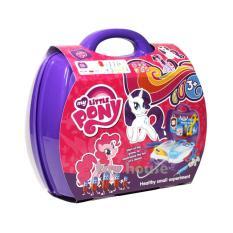 Mainan Anak Doctor Koper Little Pony - Mainan Dokter-Dokteran