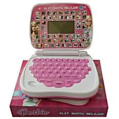 Mainan anak edukasi laptop mini