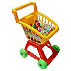 Mainan anak edukasi Trolley Supermarket 17000349