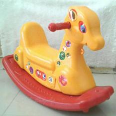 Mainan Anak Kuda Goyang jungkat jungkit