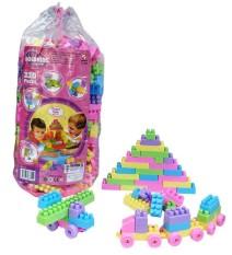 Spesifikasi Mainan Anak Lego Balok Susun Isi 130 Pcs Goldkids Dan Harga