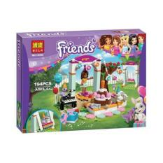 Mainan Anak Lego Bela 10492 Friends Birthday Party