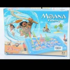 MAINAN ANAK MOANA FFISHING GAME PANCINGAN IKAN 23 PCS