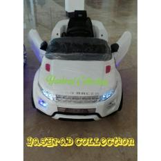 Mainan Anak Mobil Aki Model Range Rover