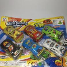 Promo Mainan Anak Mobil Mini Racing Drive Murah