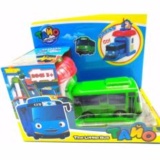 Mainan Anak Mobil-Mobilan Tayo Press Go / Tayo The Little Bus Press Go