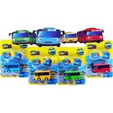 Mainan Anak Mobil-Mobilan Tayo Set 4in1 / Tayo The Little Bus Set 4in 1 (4pcs)