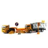 Review Mainan Anak Mobil Truk Super Power Constructions Neo No Brand