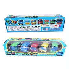 Beli Mainan Anak Mobilan Tayo 5 Pcs Yoyo