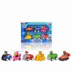 Mainan Anak Paw Patrol 6 Pcs
