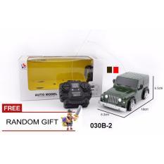 Harga Mainan Anak Rc Mobil Remot Auto Model Hamer 030B 2 Warna Random Murah