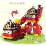 Tips Beli Mainan Anak Robocar Poli Roy Merah Bisa Berubah Jadi Mobil Dan Robot Yang Bagus