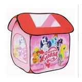 Promo Mainan Anak Tenda Rumah Little Pony Pink No Brand Terbaru