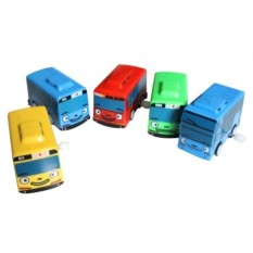 Model Mainan Anak The Little Bus Tayo 5 Pcs Mobil Tayo Terbaru