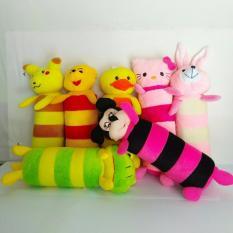 Mainan Anak,Boneka Bantal Guling Mini Karakter RANDOM