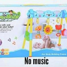 MAINAN BABY CLEVER BABY FUN BODY BUILDING FRAME SIT AND PLAY