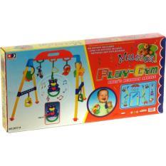 Harga Mainan Bayi Playgym Musical Original