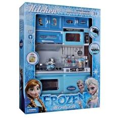 Mainan Dapur Masak Masakan Anak Perempuan Kitchen Set Frozen