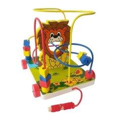 Harga Mainan Eduka Alur Kawat Singa Edukatif Mainan Eduka Ori