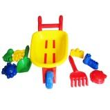 Ulasan Lengkap Mainan Eduka Beach Set Gerobak