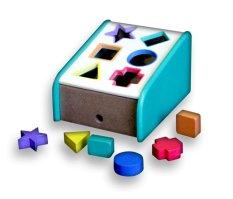Jual Mainan Eduka Kotak Sortir Luncur Edukatif Branded