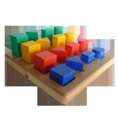 Mainan Eduka - Mainan Geo Bangun Bertingkat