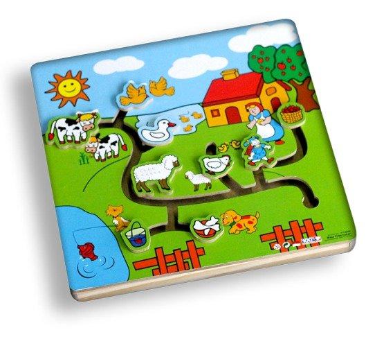 Harga preferensial Mainan Eduka Maze Peternakan terbaik murah - Hanya Rp68.850