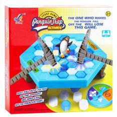 Spesifikasi Mainan Edukasi Anak Pinguin Trap Activate Game Ice Breaking Multi Colour Bagus
