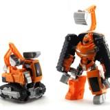 Harga Mainan Edukasi Anak Tobot Rocky Excavator
