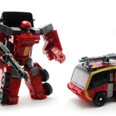 Jual Mainan Edukasi Anak Tobot Fire Rescue Lengkap