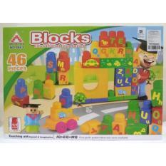 Harga Mainan Edukasi Blocks Educational Toys Series Paling Murah