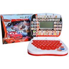 Mainan Edukasi Mini Laptop 4 Bahasa Layar terbaru