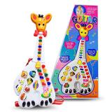 Spesifikasi Mainan Edukasi Pembelajaran Gitar Piano Jerapah Dan Harga